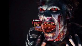 Six Flags Fright Fest TV Spot, 'More Zombies'