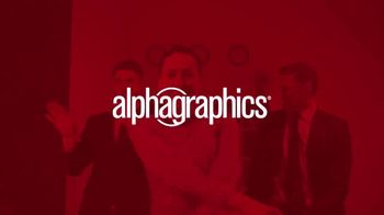 AlphaGraphics TV Spot, 'Get Excited' - Thumbnail 5