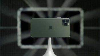 Apple iPhone 11 Pro TV Spot, 'Sistema de triple cámara' Song by Ateph Elidja [Spanish]