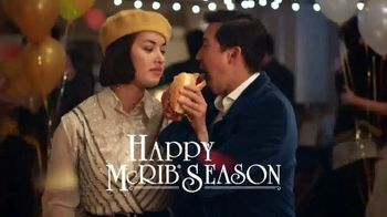 McDonald's McRib TV Spot, 'Happy McRib Season: 2 for $5' - Thumbnail 7