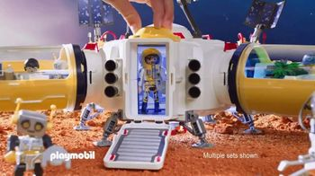 Playmobil Space TV Spot, 'Blast Off'