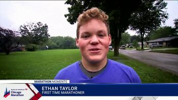 Bank of America Chicago Marathon TV Spot, 'Marathon Moments: Ethan Taylor' - Thumbnail 1
