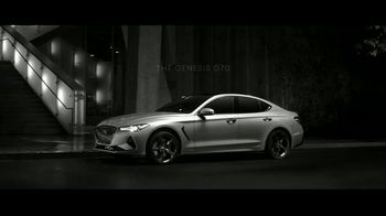 2019 Genesis G70 TV Spot, 'Never Quit: Tainy' Song by Foxes [T2] - Thumbnail 7