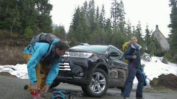2019 Toyota Highlander TV Spot, 'Western Washington Road Trip' Feat. Danielle Demski, Ethan Erickson [T2] - 324 commercial airings