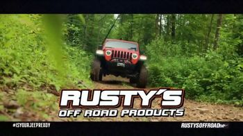 Rusty's Off-Road Products TV Spot, 'Jeep Ready' - Thumbnail 8