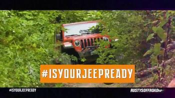 Rusty's Off-Road Products TV Spot, 'Jeep Ready' - Thumbnail 1