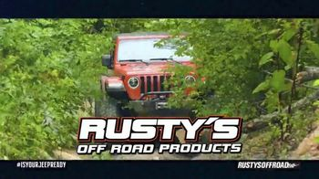 Rusty's Off-Road Products TV Spot, 'Jeep Ready'