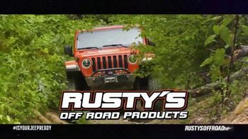 Rusty's Off-Road Products TV Spot, 'Jeep Ready' - Thumbnail 3