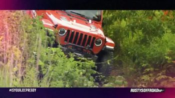 Rusty's Off-Road Products TV Spot, 'Jeep Ready' - Thumbnail 5