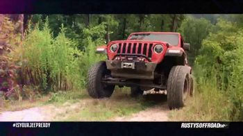 Rusty's Off-Road Products TV Spot, 'Jeep Ready' - Thumbnail 7