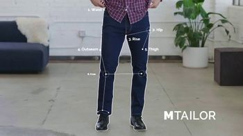 MTailor TV Spot, 'We're All Shaped Differently'