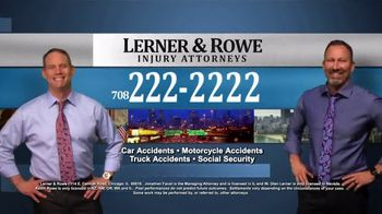 Lerner and Rowe Injury Attorneys TV Spot, 'Insurance Companies Aren't On Your Side' - Thumbnail 10