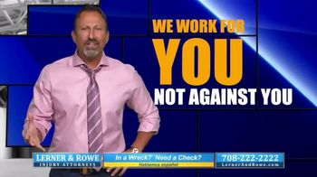 Lerner and Rowe Injury Attorneys TV Spot, 'Insurance Companies Aren't On Your Side' - Thumbnail 5