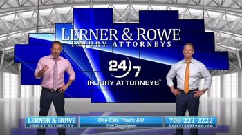 Lerner and Rowe Injury Attorneys TV Spot, 'Insurance Companies Aren't On Your Side' - Thumbnail 8