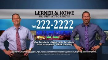 Lerner and Rowe Injury Attorneys TV Spot, 'Insurance Companies Aren't On Your Side' - Thumbnail 9