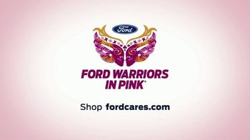 Ford Warriors in Pink TV Spot, 'Scarf' Featuring Maria Bello - Thumbnail 3
