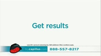 Capillus Laser Cap TV Spot, 'Treat Hair Loss at Home' - Thumbnail 7