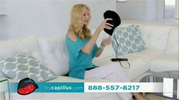 Capillus Laser Cap TV Spot, 'Treat Hair Loss at Home' - Thumbnail 3