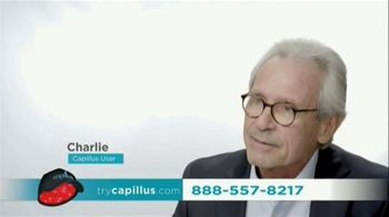 Capillus Laser Cap TV Spot, 'Treat Hair Loss at Home' - Thumbnail 5