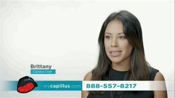 Capillus Laser Cap TV Spot, 'Treat Hair Loss at Home' - Thumbnail 6