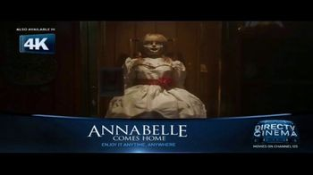 DIRECTV Cinema TV Spot, 'Annabelle Comes Home'