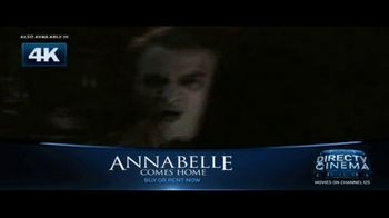 DIRECTV Cinema TV Spot, 'Annabelle Comes Home' - Thumbnail 2