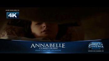 DIRECTV Cinema TV Spot, 'Annabelle Comes Home' - Thumbnail 3