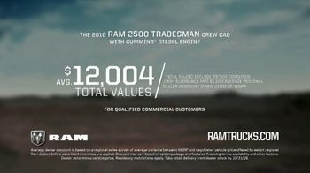 Ram Trucks Power Days TV Spot, 'Torque' Song by Stone Temple Pilots [T2] - Thumbnail 8