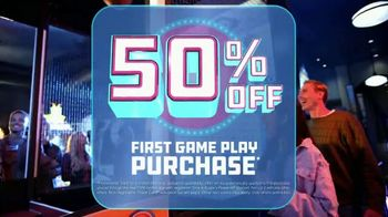 Dave and Buster's TV Spot, 'Mobile App: 50% Off and Game Card' - Thumbnail 6