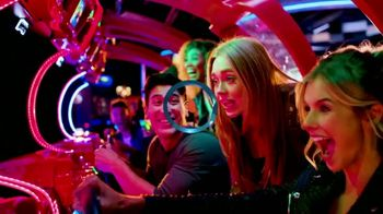 Dave and Buster's TV Spot, 'Mobile App: 50 Percent Off and Game Card' - Thumbnail 1