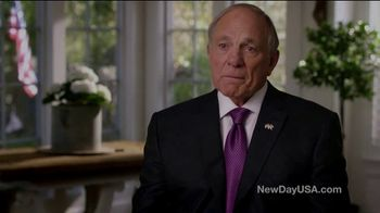NewDay USA TV Spot, 'Noble Purpose' Featuring Tom Lynch - Thumbnail 4