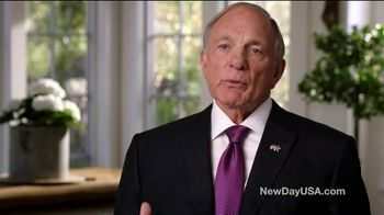 NewDay USA TV Spot, 'Noble Purpose' Featuring Tom Lynch