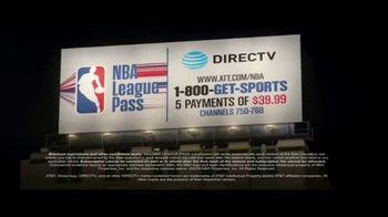 NBA League Pass TV Spot, 'Shout It: DIRECTV Offer for $39.99' Song by VideoHelper - Thumbnail 10
