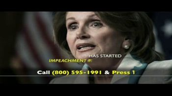 Committee to Defend the President TV Spot, 'Impeachment Proceedings' - Thumbnail 1
