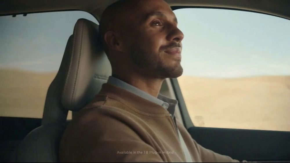 Volvo Xc90 Commercial >> - Volvo XC90 TV Commercial, 'Drive the Future' [T1] - iSpot.tv