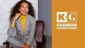 K&G Fashion Superstore Fall Fashion Event TV Spot, 'Dresses, Suits and Suit Separates' - Thumbnail 1