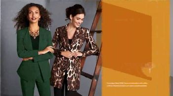 K&G Fashion Superstore Fall Fashion Event TV Spot, 'Dresses, Suits and Suit Separates' - Thumbnail 4