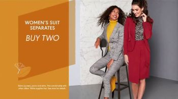 K&G Fashion Superstore Fall Fashion Event TV Spot, 'Dresses, Suits and Suit Separates' - Thumbnail 7
