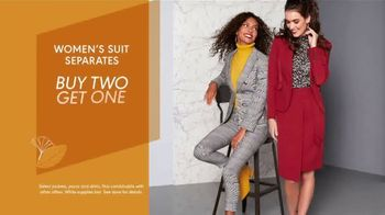 K&G Fashion Superstore Fall Fashion Event TV Spot, 'Dresses, Suits and Suit Separates' - Thumbnail 8
