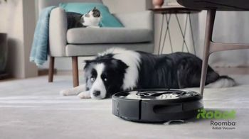 iRobot Roomba i7+ TV Spot, \'More Pet Hair\'