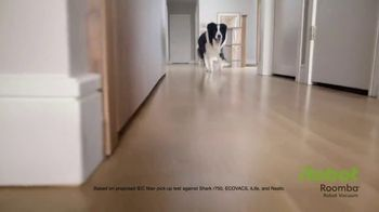 iRobot Roomba i7+ TV Spot, 'More Pet Hair' - Thumbnail 7