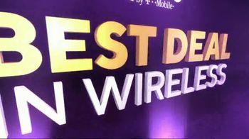 Metro by T-Mobile TV Spot, 'Best Deal in Wireless' - Thumbnail 1