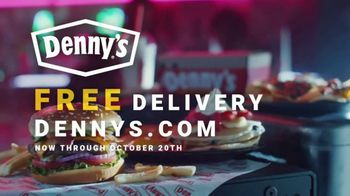 Denny's TV Spot, 'Free Delivery'