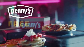 Denny's TV Spot, 'Free Delivery' - Thumbnail 8
