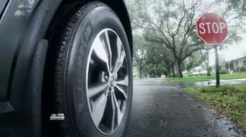 Tire Kingdom Big Brands Bonus Month TV Spot, 'Michelin Tires: $100 Reward Card' - Thumbnail 1