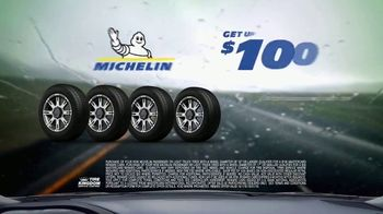 Tire Kingdom Big Brands Bonus Month TV Spot, 'Michelin Tires: $100 Reward Card' - Thumbnail 6
