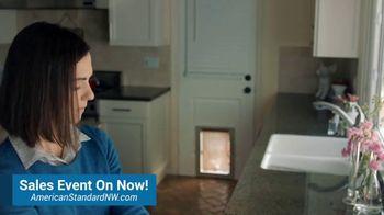 American Standard Set the Standard Sales Event TV Spot, 'Problems That Actually Matter: $500 Rebates' - Thumbnail 6