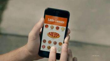 Little Caesars Pizza TV Spot, 'Meet Dad: Free Crazy Bread' - Thumbnail 2