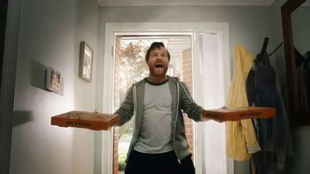 Little Caesars Pizza TV Spot, 'Meet Dad: Free Crazy Bread'