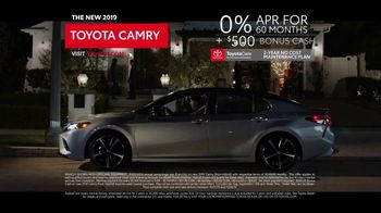 2019 Toyota Camry TV Spot, 'In the Neighborhood' [T1] - Thumbnail 10